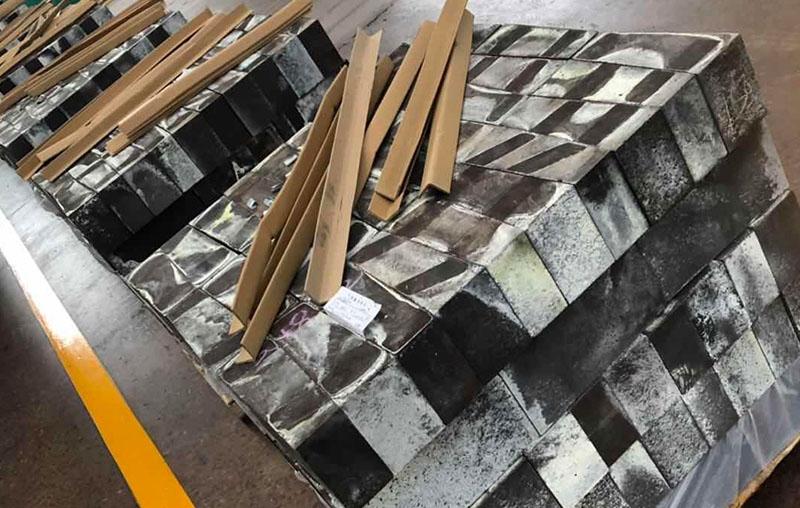 浸盐电熔镁铬砖